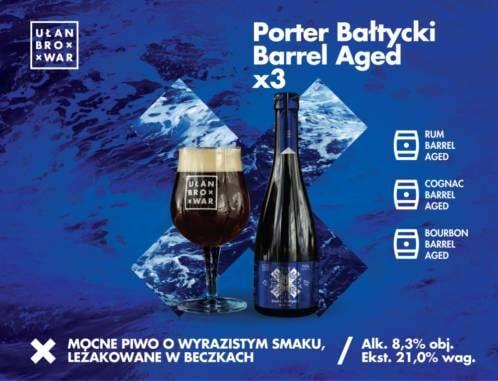 piwo porter bałtycki ułan browar poznań